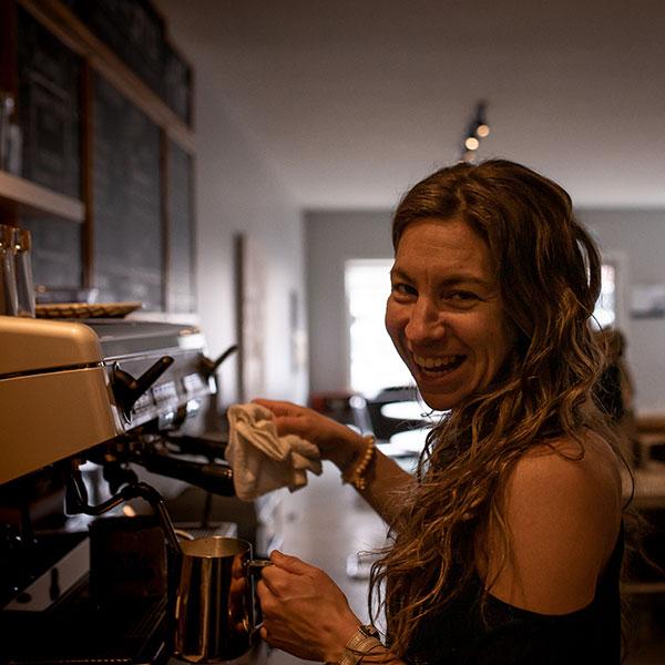 Rise + Grind Espresso Britt