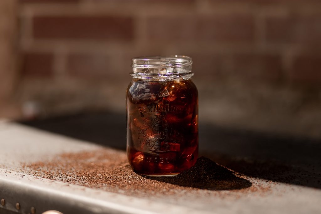 Rise + Grind Cold Brew