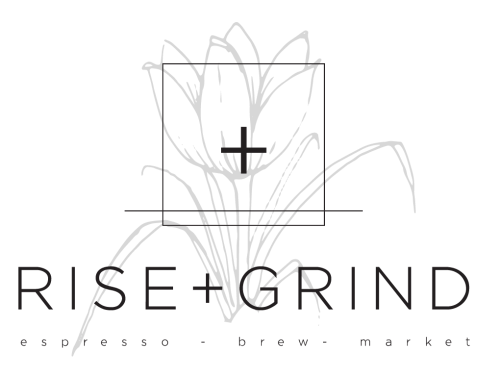 Rise + Grind Espresso Logo
